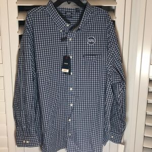 BIG & TALL Long Sleeve Shirt IZOD. 3XL